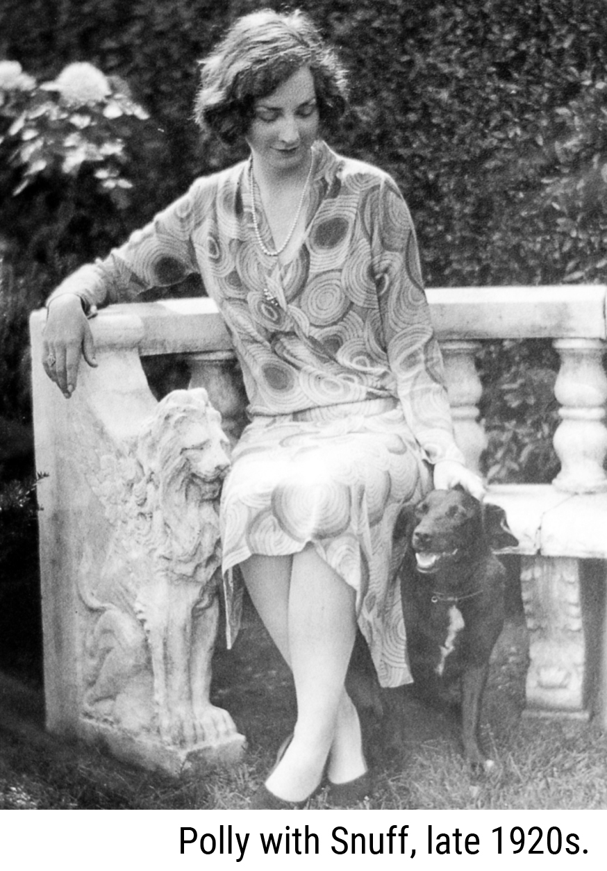 Polly with Snuff, late 1920s
