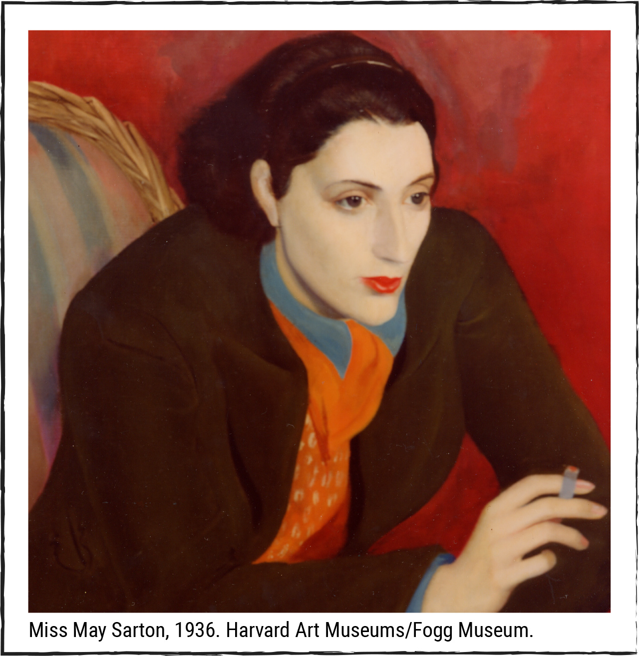 Miss May Sarton